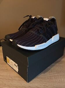 Adidas nmd r1 x bedwin and the heartbreakers collab size 10.5 Edmonton Edmonton Area image 1