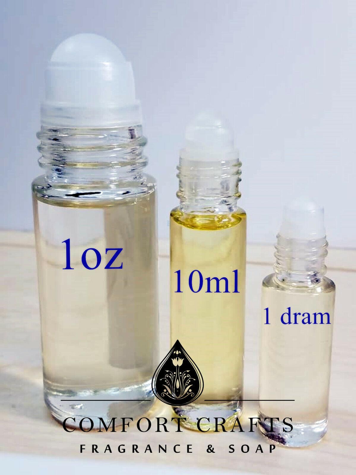 WOMEN'S FRAGRANCES Rollon Perfume Body Oils 1 dram / 10ml /