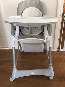 High Chair Steelcraft Dolce Cronulla Sutherland Area Preview