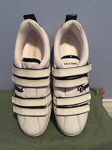 Authentic DSQUARED sneakers Canada pride1964 d squared