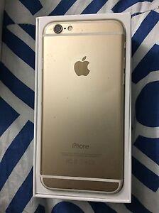 65gb gold iPhone 6 Kingston Kingston Area image 5