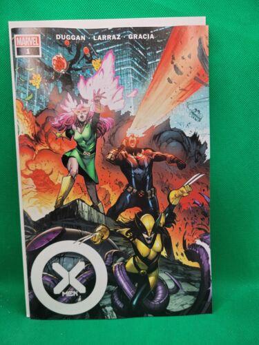 X-men #1 Larraz Cover A Team Appearance Marvel Comic 1st Print 2021 unread NM