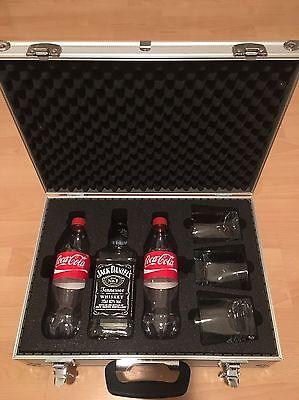 Koffer für Jack Daniels Flasche