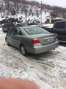 Mint 2005 Toyota Camry le