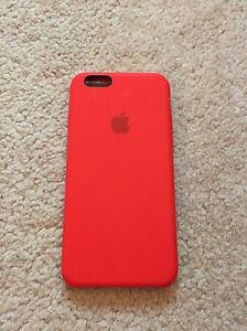 Apple iPhone 6/6s Product Red case