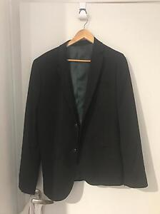 Black ultra skinny suit (worn once) Como South Perth Area Preview