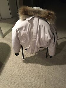 Men's small Canada goose bomber