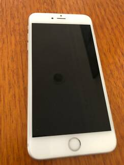 iPhone 6s Plus, 64gb, White - few months old.