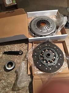 Volkswagen 1.8t clutch (single flywheel)