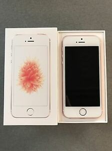 iPhone SE 16GB Rogers Rose Gold
