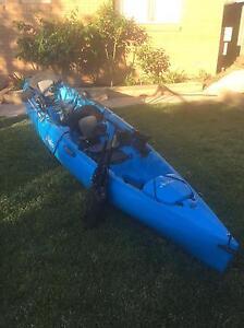 Hobie Kayak Oasis Tandem Wanniassa Tuggeranong Preview