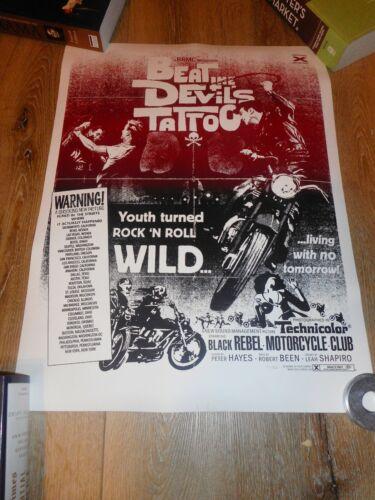 BLACK REBEL MOTORCYCLE CLUB - BEAT THE DEVIL