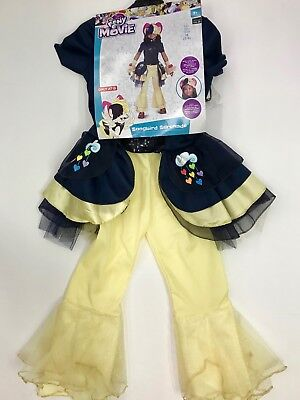 Girls My Little Pony the Movie Songbird Serenade Costume Medium 7/8 Halloween - Little Pony Halloween