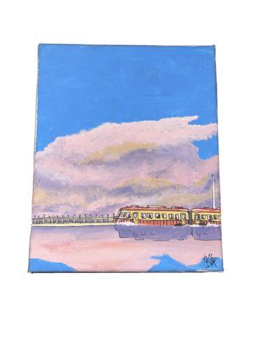 Handmade Spirited Away Painting - $20.00