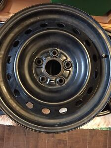 "4 16"" 5x114.3 steel wheels for sale"