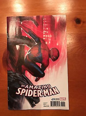Amazing Spider-man 24 Dell'otto 1:25 Variant