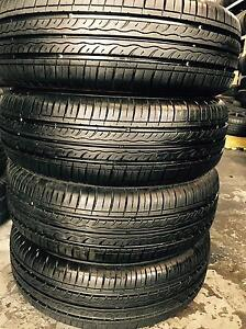 175/70R13 kumho solus kh17 set of 4 excellent Tyres. Summer Hill Ashfield Area Preview