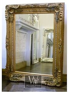 Louis-Style-Gold-Ornate-Rectangle-Antique-Wall-Mirror-4-ft-x-3-ft-X-Large