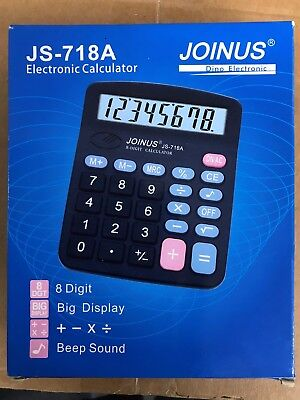 Calculator Best For Office Use Desk Top Calculator Big Display 8 12