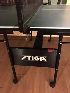 STIGA  ping pong table for sale