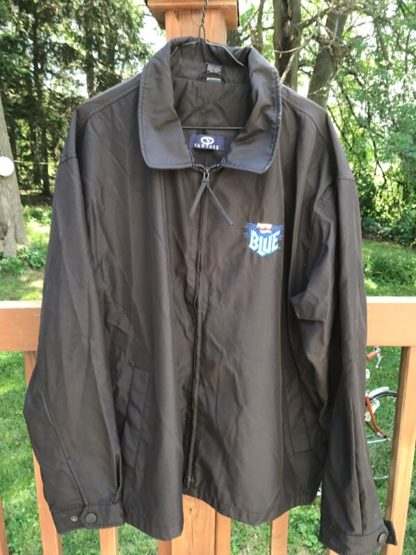 """ULTRA RARE """" Pepsi Blue """" Jacket Size XL Looks New ! 2002 Discontinued Flavor !"""