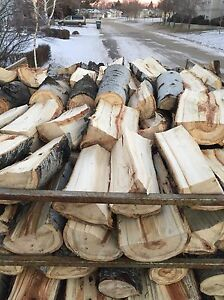 Aspen firewood for sale $220 a cord