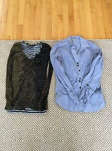 Women's designer tops and shirts - great deal