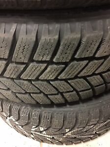 205/55r16 snows winter tires London Ontario image 1