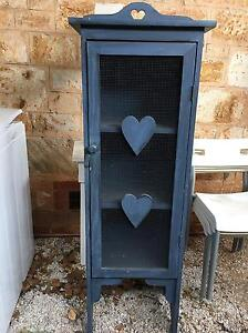 Unique tall cabinet with heart detail Unley Park Unley Area Preview
