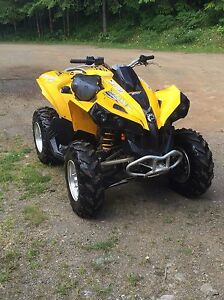 08 can am renegade Campbell River Comox Valley Area image 3