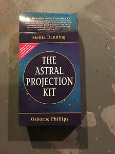 For sale astral projection kit