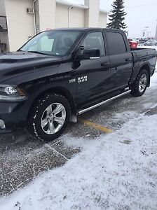 2013 Dodge Ram 1500 sport 4x4.  Moose Jaw Regina Area image 2