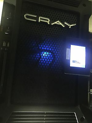 Cray Cx1 Super Computer  Free Ship   Super Computer  Blade Server