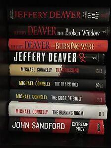 Popular Fiction Hardcover Mystery Books Oakville / Halton Region Toronto (GTA) image 1