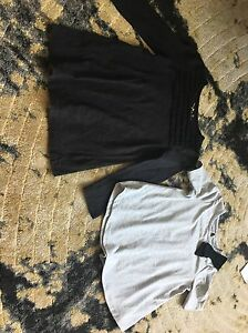 Size 4 old navy and jumping beans shirts