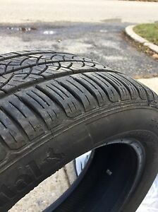 2 all season continental tires  Kitchener / Waterloo Kitchener Area image 2