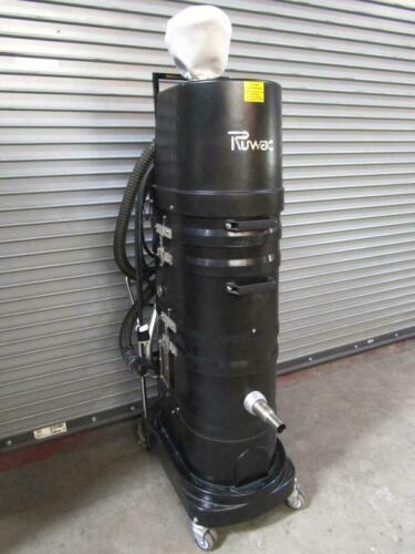 Ruwac NA35 Single Phase Explosion Proof Vacuum |  220V. RUWAC INDUSTRIAL VACUUMS
