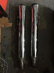 Screaming Eagle Harley touring exhaust