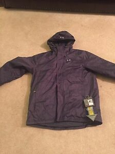 Brand new under armour winter jacket