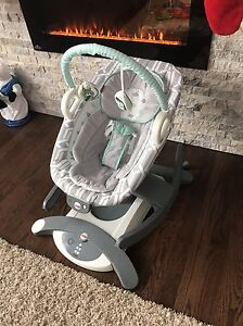 Fisher Price Rock and Glide