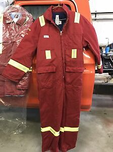 FR winter clothing and coveralls