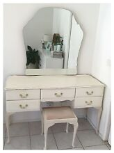 Queen Anne Dressing Table & Stool Menai Sutherland Area Preview