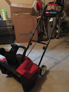 "Toro 18"" Electric Snowblower"