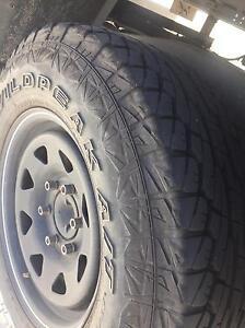 4x4 A/T tyres South Melbourne Port Phillip Preview