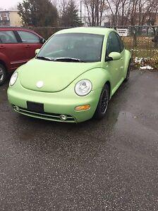 Volkswagen beetle 2003 comme neuf