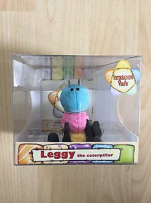 Treasured Pals Leggy The Caterpillar BNIB