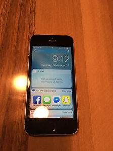 iPhone 5s 16gb (Bell)