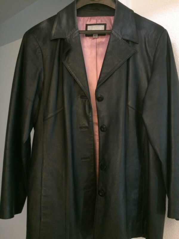 Women's Leather Jacket by Wilson's Leather
