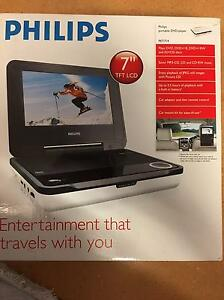 Phillips portable car DVD player. Stirling Stirling Area Preview