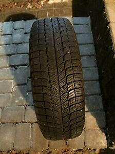 Michelin Winter tires 195/60R15 set